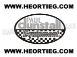 Paul Dunstall Equipment Transfer Decal D20082A-2